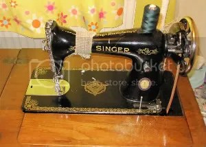 Donate your old sewing machine, and change a life.