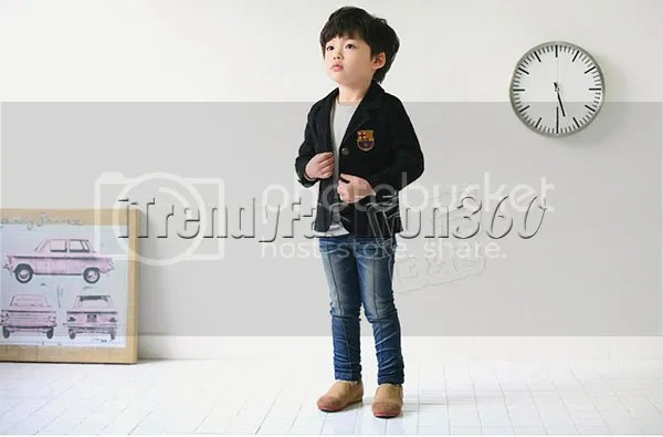 เสื้อผ้าแฟชั่นสำหรับเด็ก สไตล์เกาหลี
