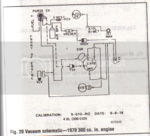 vacuum line picture  Ford Truck Enthusiasts Forums