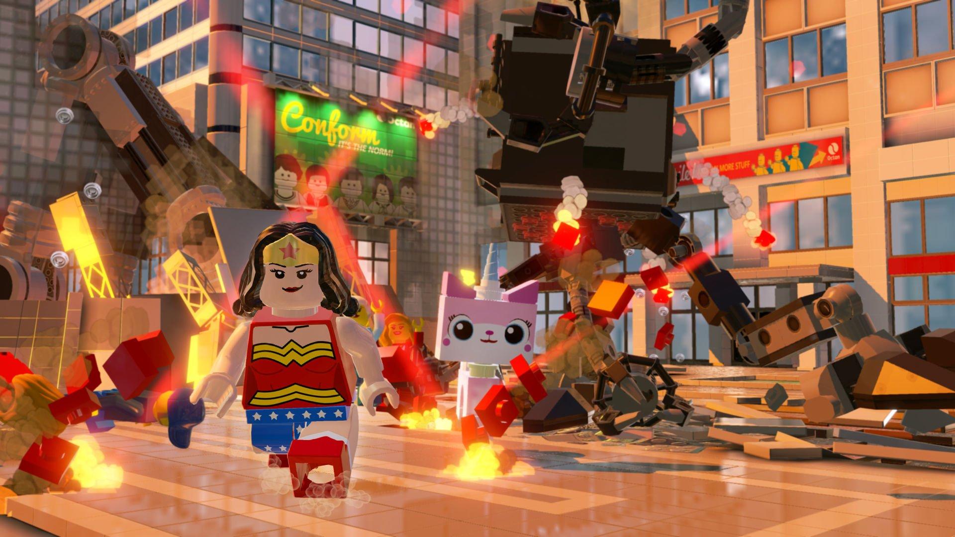 LEGO Movie The Videogame Para PC 3DJuegos