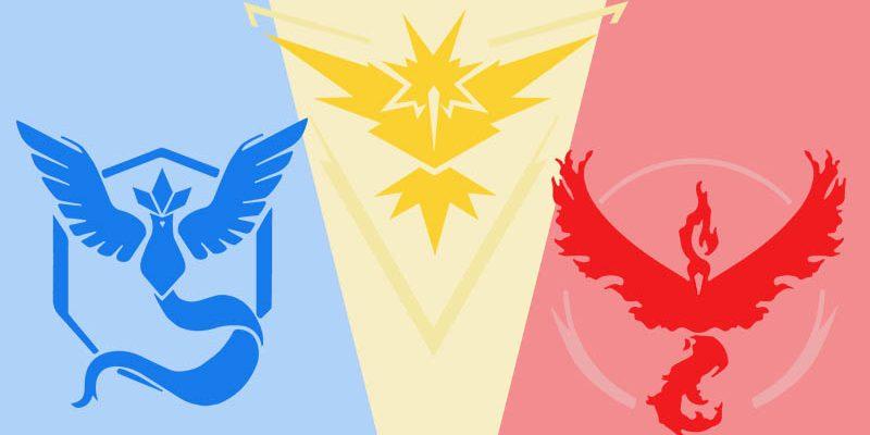 Resultado de imagen para equipos pokemon go