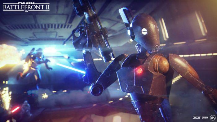 Star Wars: Battlefront 2 se inspira en las Guerras Clon para su nuevo modo de juego