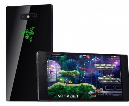 Razer Phone 2 refuerza su posición en el mercado móvil para jugar