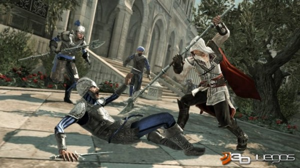 Análisis de Assassin's Creed 2 para PS3 - 3DJuegos