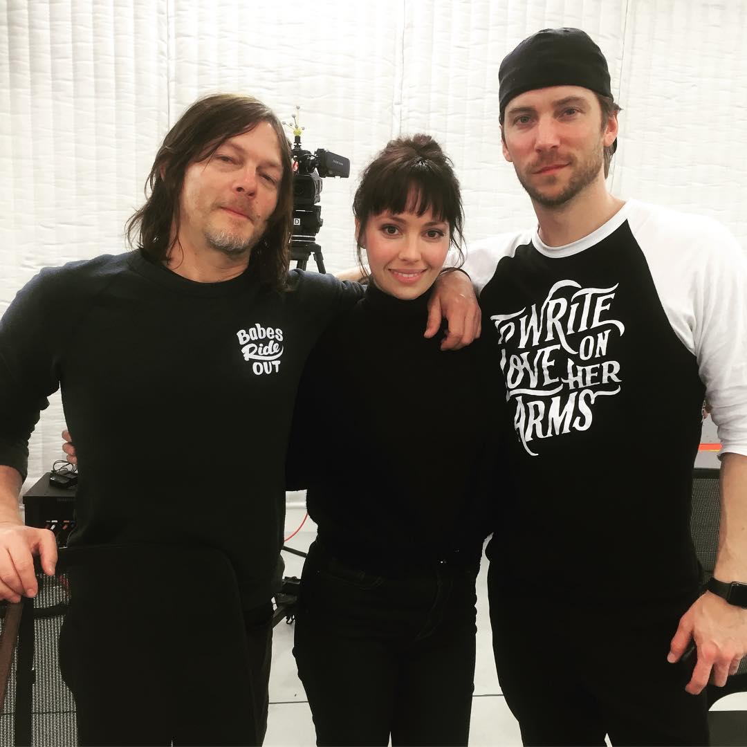Los nuevos fichajes de Death Stranding: Troy Baker y Emily O'Brien