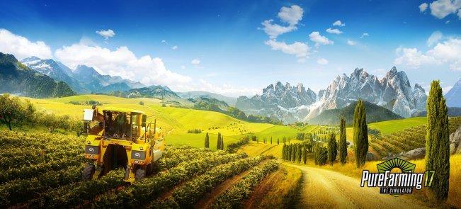 Pure Farming 17 skidrow