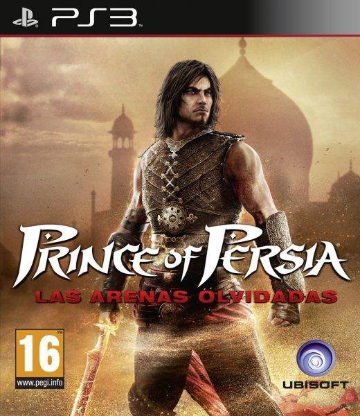 Prince Of Persia Las Arenas Olvidadas Para PS3 3DJuegos
