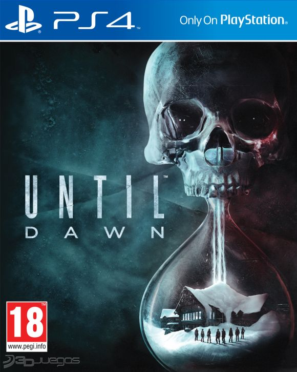 Until Dawn - carátula