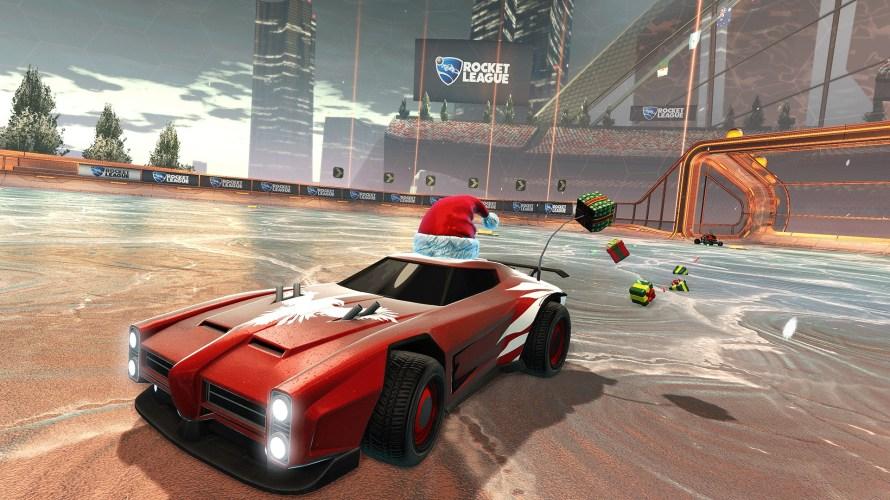 Resultado de imagen de rocket league diciembre