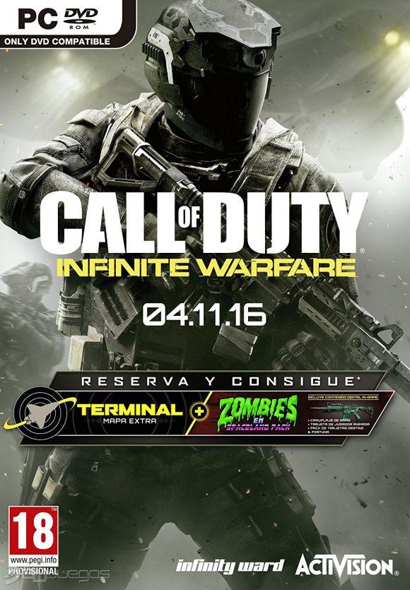 Call Of Duty Infinite Warfare Estos Son Los Requisitos
