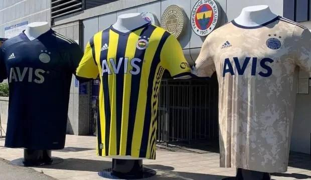 Fenerbahçe'nin yeni dönem formalarına ağır ilgi 1