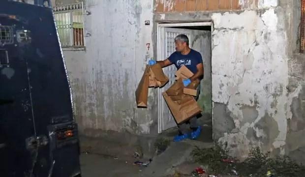 Hareket hazırlığında yakalanan DHKP/C üyesi 2 kuşkulu tutuklandı 1