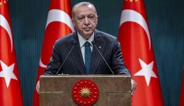 Cumhurbaşkanı Erdoğan'dan Aşure Günü paylaşımı 1