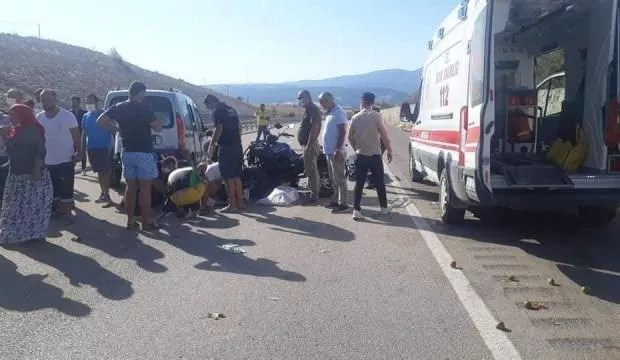 Karabük'te trafik kazası: 8 yaralı 1