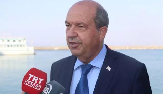 """KKTC Başbakanı'ndan """"Akdeniz Fırtınası"""" açıklaması 1"""