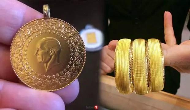 7 Eylül Altın fiyatı kaç TL oldu? Çeyrek Altın Gram Altın alış satış fiyatı 1