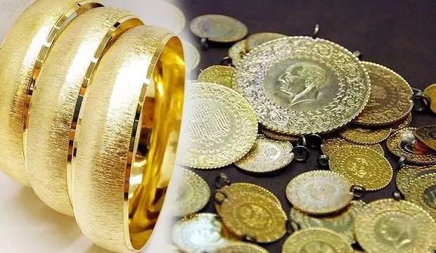 8 Eylül Altın fiyatı kaç TL oldu? Çeyrek Altın Gram Altın alış satış fiyatı 1