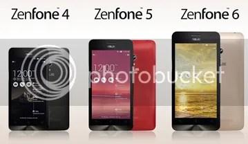 Info Menarik seputar Asus Zenfone