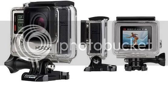 Kamera Gopro atau Kamera DSLR