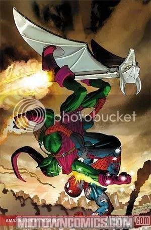 AMAZING SPIDER-MAN #