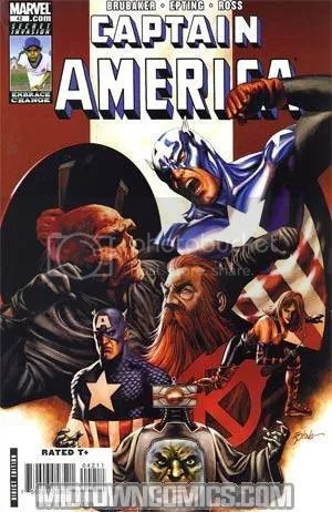 CAPTAIN AMERICA #42