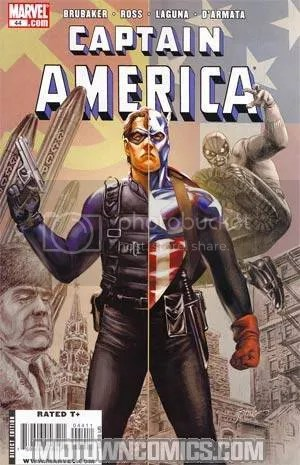 Captain America #