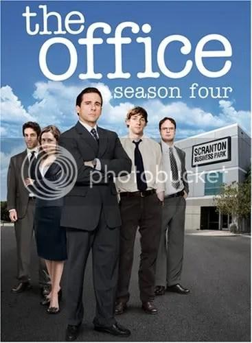 THE OFFICE season 4 9/2