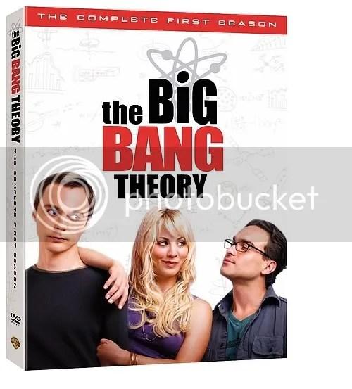 BIG BANG THEORY season 1 9/2
