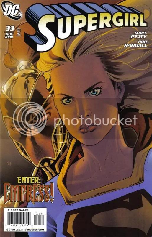 SUPERGIRL #33
