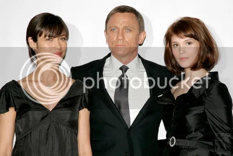 Olga, Daniel, Gemma