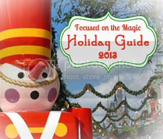 Focused on the Magic Disney Geek's Guide to the Holidays