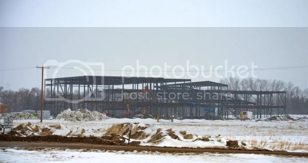 Swift Current, SK, Major Construction Projects