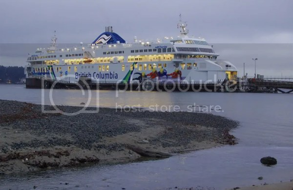World's largest double ended ferry arrives in Vancouver ...