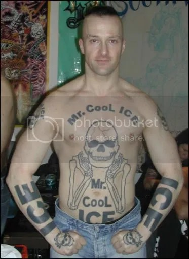 worst tattoos possible. Let's all marvel at bad decisions. I'll start: