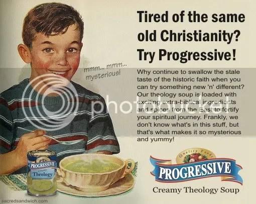 Progressive Soup