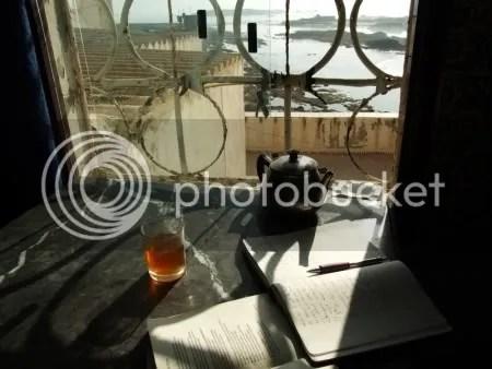 Poeta entre ventanas