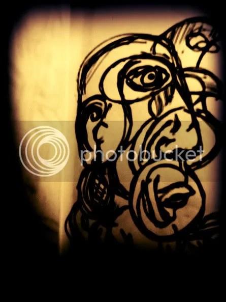 dada drawing