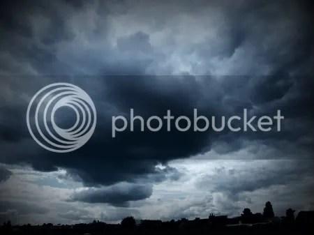 Poem on clouds
