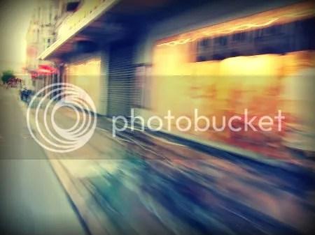 Run motion