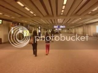 HKAI long walk