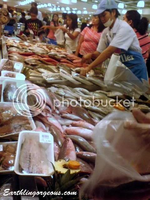 SM Fairview Fish Market