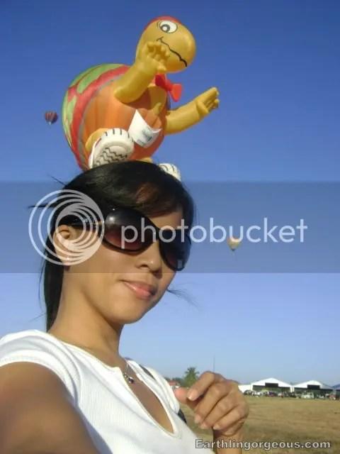 I Got A Turtle On My Head