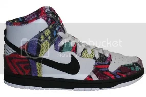 nike,dunk high,cosbys,kicks,shoes,cliff huxtable,wool
