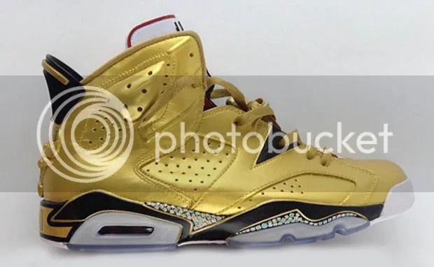 """AIR JORDAN 6 """"91 CHAMP"""" photo Air-Jordan-6-91-Champ-Custom_zps2365d4d6.jpg"""