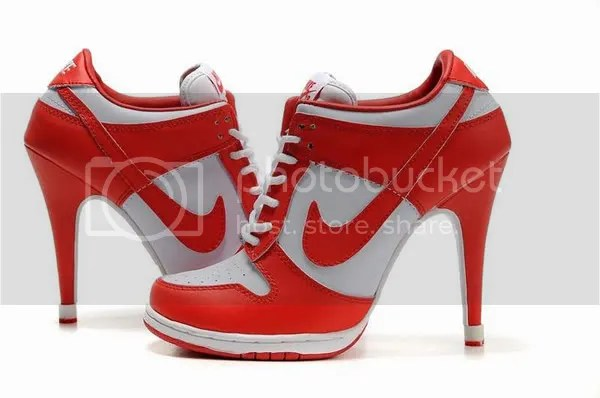 nike,girls,high heels.sexy.red.sneakers,ladies,kicks