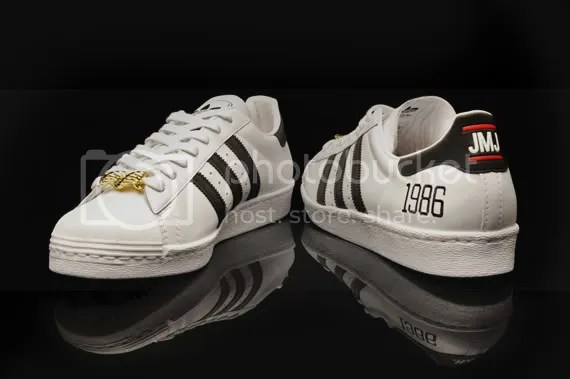 Run D.M.C. x adidas Originals Superstar '80s