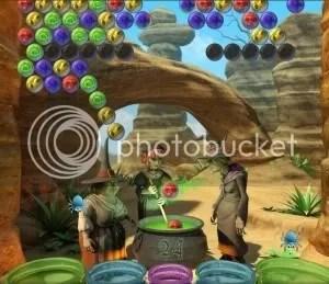 bubble-saga-witch-nivå-121- fusk-teknik med höjning av bubblorna
