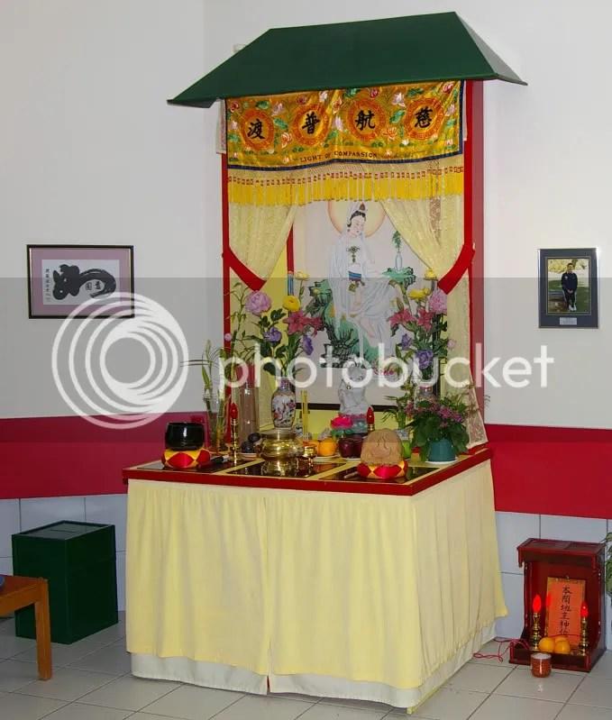 Taosit Low Shrine
