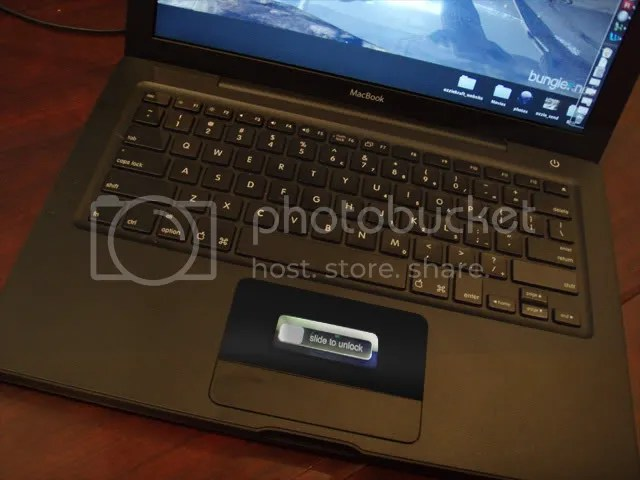 touchscreen-touchpad on notebook (Might be mockup)