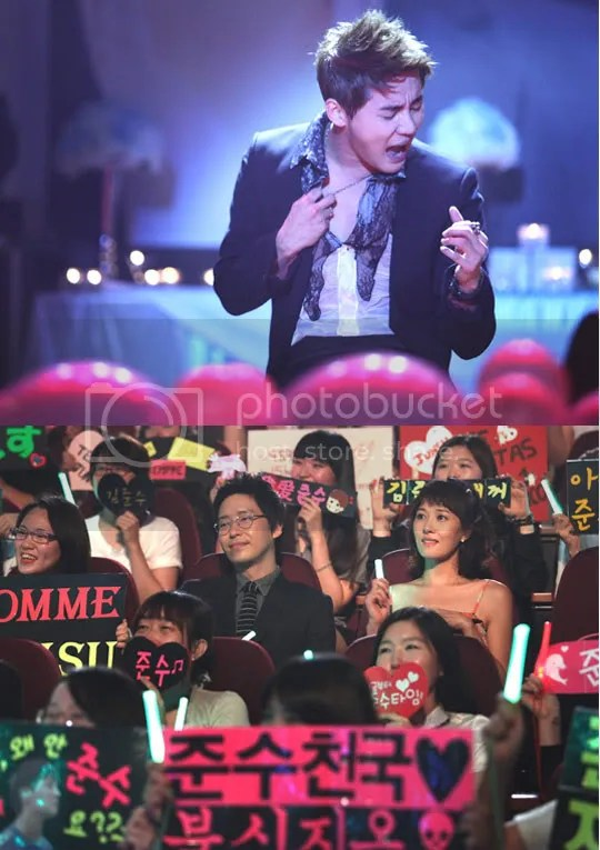 [NEWS] JYJ's Kim Jun Su Performs A Concert Especially For The Drama, 'Scent Of A Woman'
